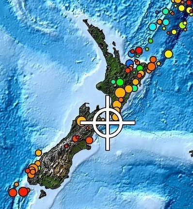 No tsunami from 6.5 quake off New Zealand - Honolulu Star-Advertiser | How Earth Made Us - Water | Scoop.it