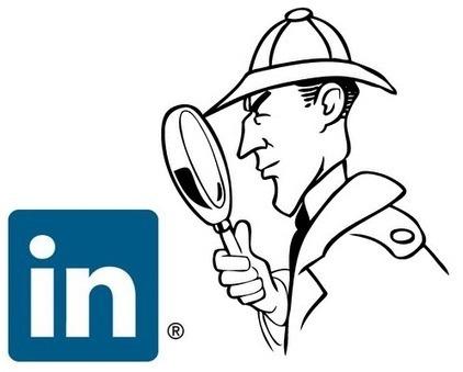 B2B: Le Blog: LinkedIn : Ne perdez plus de temps dans vos recherches | RH 2.0 cyril bladier | Scoop.it