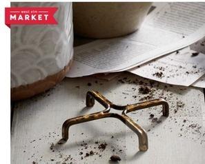 Houseplant accessory | Dirt Du Jour | Annie Haven | Haven Brand | Scoop.it