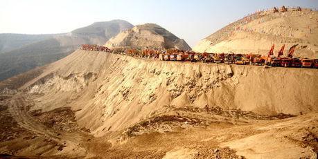 Quand la Chine déplace les montagnes pour créer ses villes | Nuevas Geografías | Scoop.it