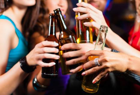 Conductas de riesgo: Alcohol y adolescencia | EduGlobal | Educacion, ecologia y TIC | Scoop.it