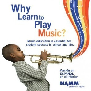 Advocacy Materials to support music education | The NAMM Foundation | Music Education Advocacy | Scoop.it