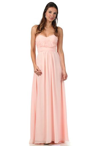 Rent Strapless Chiffon Bridesmaid Dresses Online | RentTheDress.com | Bridesmaid Dresses | Scoop.it