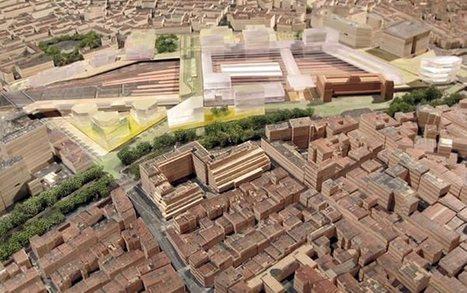 Voici les images de la future gare Matabiau | Le Toulouse du futur se construit aujourd'hui | Scoop.it