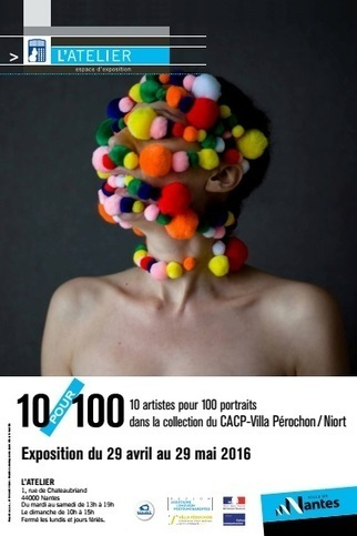 10 artistes pour 100 portraits à L'ATELIER - Loire Atlantique Photo | L'actualité de l'argentique | Scoop.it