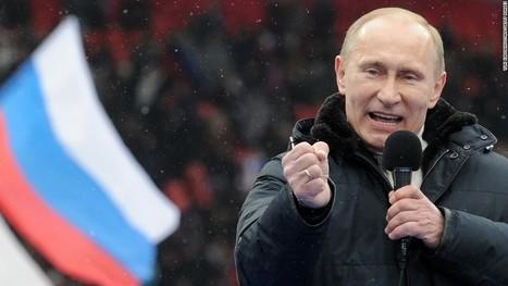 Vladimir Putin answers  - CNN.com | Business Video Directory | Scoop.it