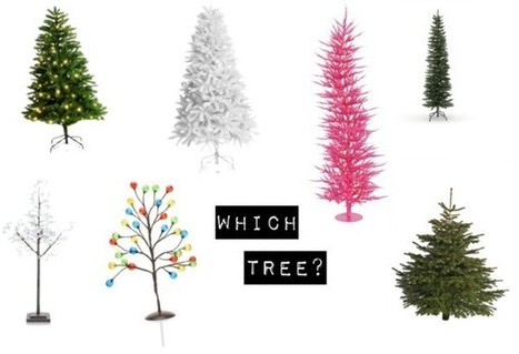 The Crazy Kitchen: A pink Christmas tree? Really? | Blog Posts & Articles | Scoop.it