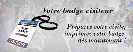 Viscom Paris 2013 : votre badge offert dès maintenant ! | Graphisme | Scoop.it