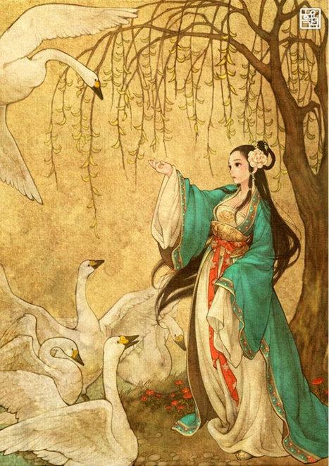 A quoi ressembleraient les personnages de vos contes préférés s'ils étaient issus de la culture asiatique ? | The Blog's Revue by OlivierSC | Scoop.it