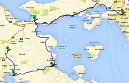 GREEK ODYSSEY – PART III   Travel   Scoop.it