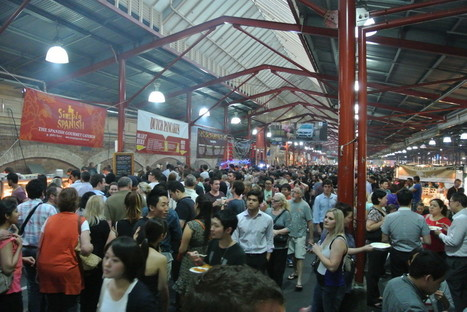 The Night Market, Melbourne | Delicious food from around the world, funky tunes and a chilled atmosphere - My 30's Travel Blog | My30sTravelBlog | Scoop.it
