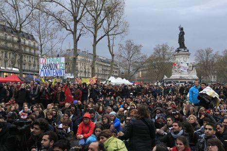 Le Figaro - Société - Nuit Debout s'est recouché | CAP21 Le Rassemblement Citoyen | Scoop.it