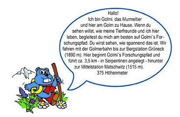 www.golm.at - Golmi's Forschungspfad   Tourisme en Famille - Pistes à suivre   Scoop.it