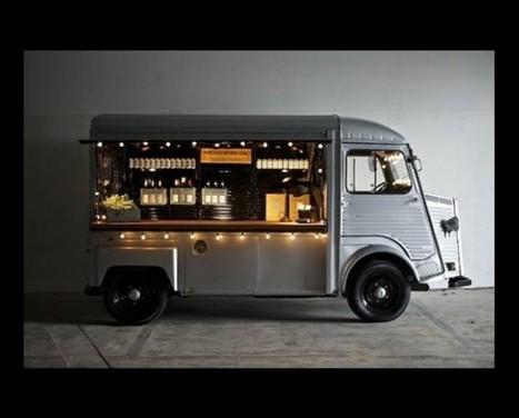 Les wine-trucks prennent la route | Tendances | Scoop.it