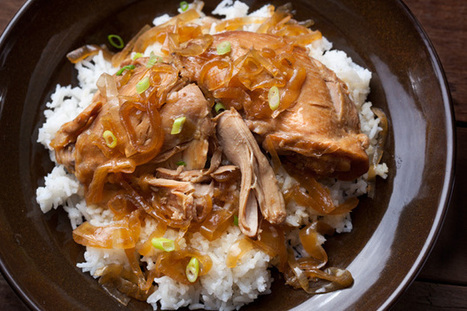 Slow Cooker Chicken Adobo Recipe - CHOW | Sharon's Recipes | Scoop.it