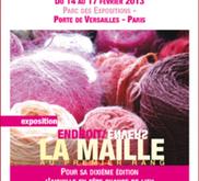 En 2013, venez célébrer avec nous la 10e édition du salon l'Aiguille en fête | Tricot & co | Scoop.it