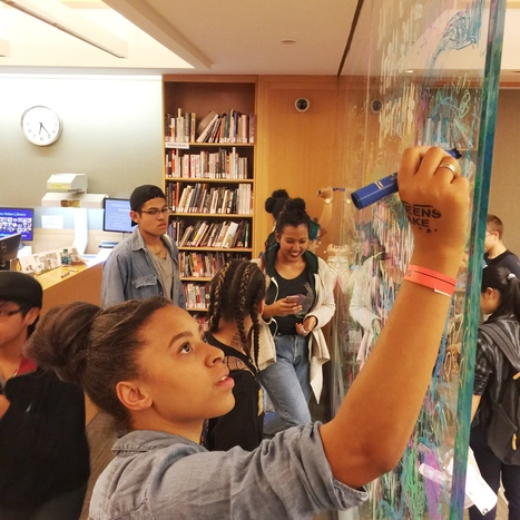 Nolen Library: A Place for Learning and Creativity at The Met | Action culturelle | Scoop.it
