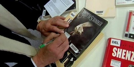 Les lecteurs de la bibliothèque de Dunkerque laissent leur nom sur les livres | FabLabs en Bibli et innovations en BU | Scoop.it