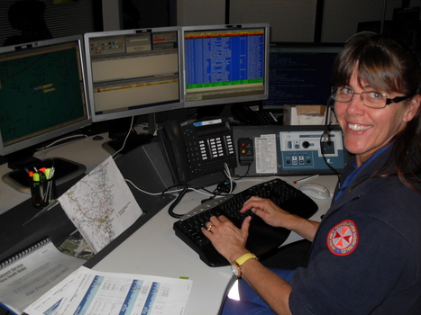 ... a 000 call taker and dispatcher | OHS Quest 2 & 3- OHS risks for 5 people and OH&S management for 000 call takers. | Scoop.it