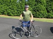 Paralympian Embarks Monday on Cross-Country Cycling Journey - Auto Balla | Traveling On Feet | Scoop.it