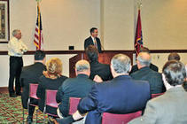 Chamber hosts Legislative Coffee with state and local elected officials | Tennessee Libraries | Scoop.it