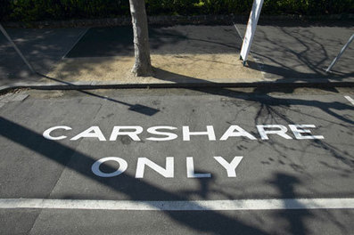 Sharing Economy - Il Car Sharing | Offset your carbon footprint | Scoop.it