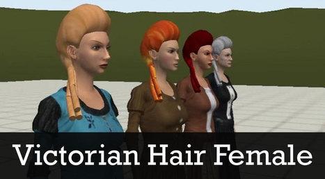 Victorian Hair Female - Moviestorm Forums | Machinima Prime | Scoop.it