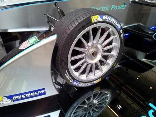 Michelin EV Tyres