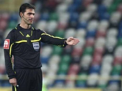 Liga - Benfica - E o árbitro do jogo do título é... | Maisfutebol.iol.pt | Vitória de Guimarães | Scoop.it