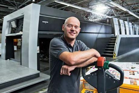 Innovation : des  imprimés climatiquement neutres, pour l'imprimerie Saxoprint | GraphiCONSEIL | Scoop.it