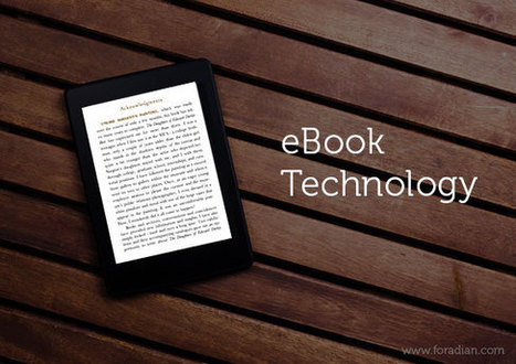 eBook Technology: The Future of Optimal Learning – Foradian | olpv | Scoop.it