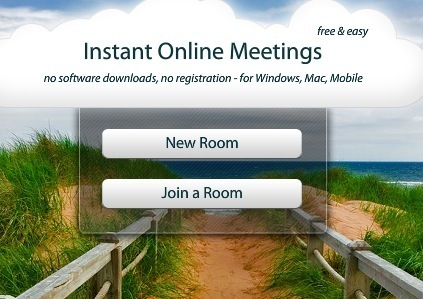 Instant Web-Based Free Videoconferencing with Meetingl | Moodle and Web 2.0 | Scoop.it