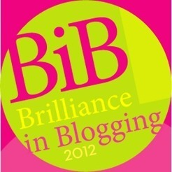The Brilliance in Blogging Awards at Britmums Live! | Fabulicious Food | Social media marketing to promote your brand | Scoop.it
