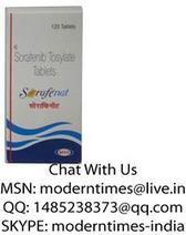 Sorafenat Tablets - Sorafenat 200 Exporter, Sorafenat Genuine Exporter, Sorafenat Cost and Sorafenat Best Distributor Exporter & Supplier from Delhi, India   Modern Times Helpline Pharma   Scoop.it