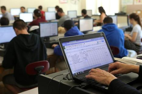Paperless education - The Boston Globe | eLearning and Blended Learning in Higher Education | Scoop.it