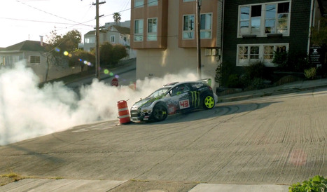 "Ken Block's Latest ""Gymkhana"" Video Shreds the Streets of San Francisco 
