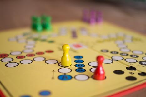 Jeu et non jeu dans les serious games | Jeux sérieux et Gamification | Scoop.it