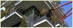 Vertical Forest : un hectare de forêt sur un immeuble   habitat bois   Scoop.it