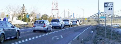 Transport péri-urbain : bientôt des voies réservées au covoiturage et aux bus sur les rocades et autoroutes ? | Mobilité durable | Scoop.it