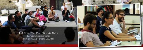 Curso de Latín en Roma. Verano 2013 | Culturaclasica.com | EURICLEA | Scoop.it