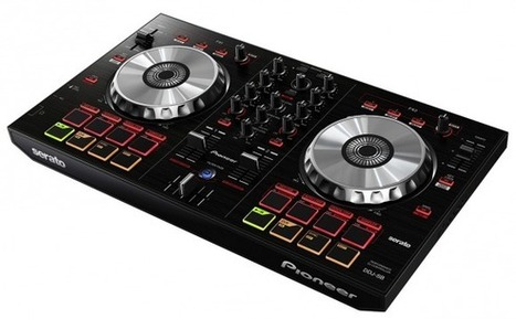 Review & Video: Pioneer DDJ-SB Serato DJ Controller | DJing | Scoop.it