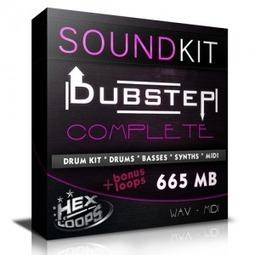 Dubstep Complete Drum Kits Loops and Samples Pack | Hex Loops | FREE VST PLUGIND FOR MAC | Scoop.it