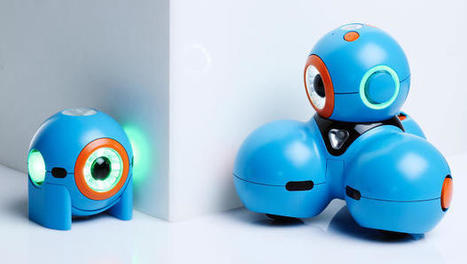 These adorable robots are teaching kids to code | Comunicar, Educar y Aprender en #TiemposLíquidos #TFM | Scoop.it