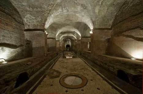 Ancient tunnels in Rome reopen to the public - The Art Newspaper | Art History & Literary Studies | Scoop.it