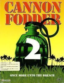 Abandon: Cannon Fodder 2! ~ Old Tower Gaming | RetroManiac | Scoop.it