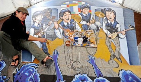 Creative 3D Street Art Photo Collection | Jhakaas | Scoop.it