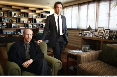 Ron Howard and Brian Grazer take on advertising | Art - Craft - Design- Net | Scoop.it
