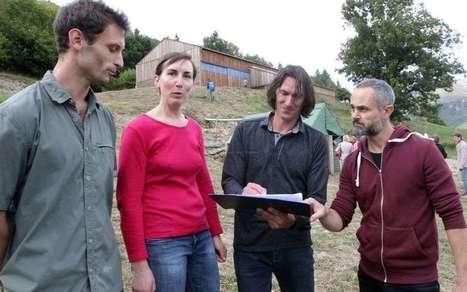 Vallée d'Ossau : quand le petit-lait des élevages se reconvertit en compost | Agriculture en Pyrénées-Atlantiques | Scoop.it