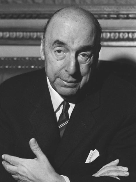 Book News: Cache Of Unpublished Pablo Neruda Poems Found In Chile | enjoy yourself | Scoop.it