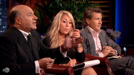 Kevin O'Leary of 'Shark Tank' invests in 27 companies and says the only ones making money have female CEOs | Micro-business | Scoop.it